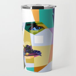 Nikola Tessla Travel Mug