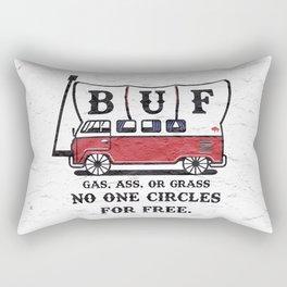 BUF WAGON Rectangular Pillow