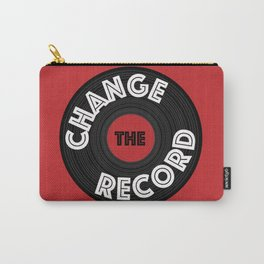 Change the Record Carry-All Pouch