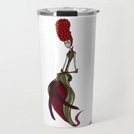 Arum Lily Travel Mug