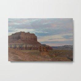Utah Landscape I Metal Print