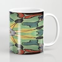 water color Mugs featuring Water Color by Laurkinn12