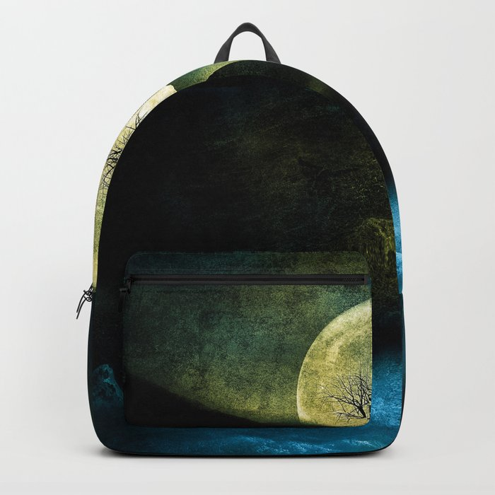 The Moon and the Tree. Backpack