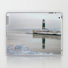 Winter in Holland, Michigan Laptop & iPad Skin