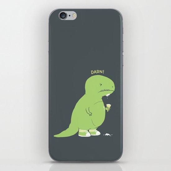 Darn! iPhone & iPod Skin