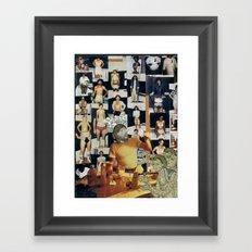 OG Gutter Alchemy Framed Art Print