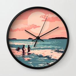 Sihanoukville Wall Clock