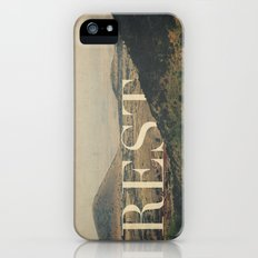 Rest iPhone (5, 5s) Slim Case