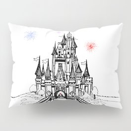 Mouse in Love Pillow Sham
