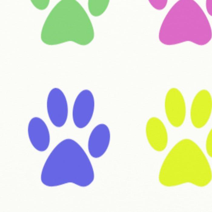 Pawprints Pattern I Leggings