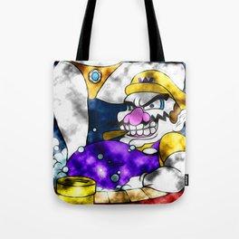 Wario-ing Tote Bag