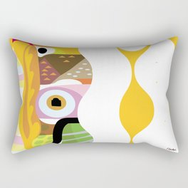 Brazil Rectangular Pillow