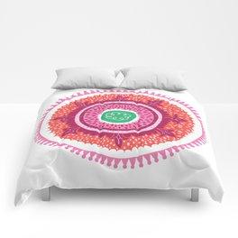 Suzani I Comforters