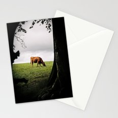 Grazing Cattle Stationery Cards