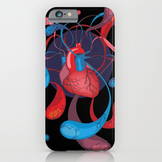 The Bass Heart iPhone & iPod Case