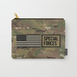 Special Forces (Camo) Carry-All Pouch