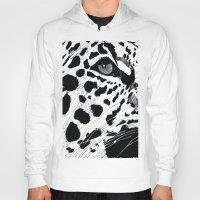 cheetah Hoodies featuring cheetah by Augusto Menestrina
