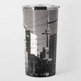 Queen Street, Toronto Travel Mug