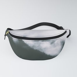 Forest Fog XIII Fanny Pack