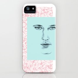 Isaac iPhone Case