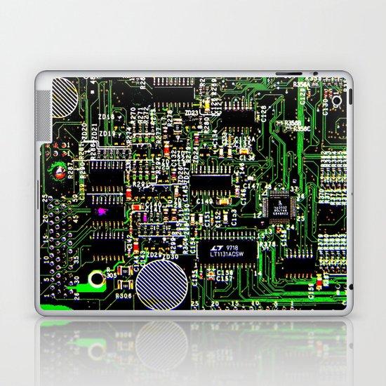 Inside Laptop & iPad Skin