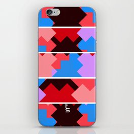 Intersection (Five Panels Series) iPhone Skin