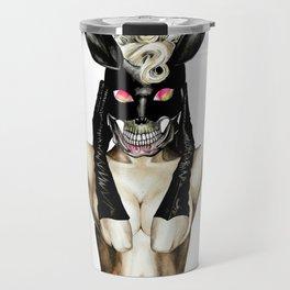 Crystal Eyes Travel Mug