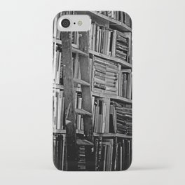 Book Shelves iPhone Case