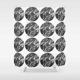 Moving Mountains | Rocky Mountains Shower Curtain