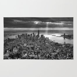 City of dreams Rug