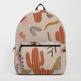 Terracotta Desert Backpack