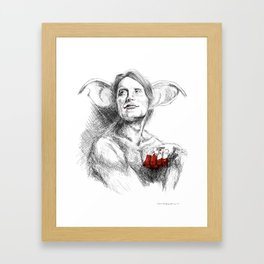 Mogwai!Hannibal Framed Art Print