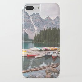 Lake Moraine iPhone Case