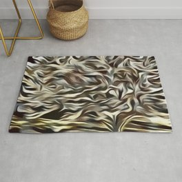 Golden Bradford Pear Tree (Tree collection) Rug