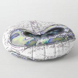 Draining Floor Pillow