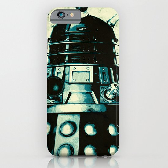 DOCTOR WHO SERIES / DALEK iPhone & iPod Case