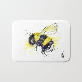 Bumble Bee - Buzz Bath Mat