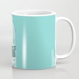 Grey Goose Blue Pop Art Coffee Mug