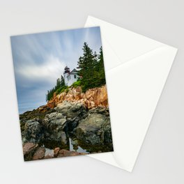 Bass Harbor Lighthouse Stationery Cards