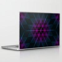 geode Laptop & iPad Skins featuring Geode by Matt Borchert