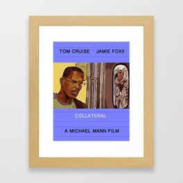 Collateral Framed Art Print