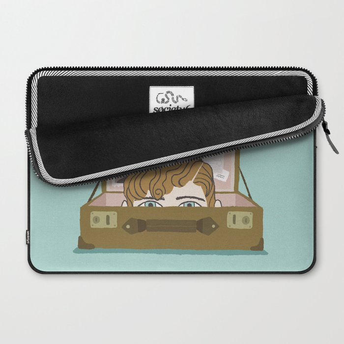 fantastic beasts and where to find them Laptop Sleeve