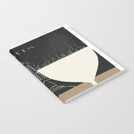Vintage poster - Paris Notebook