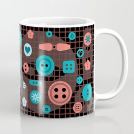 button it Coffee Mug