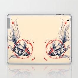 Fish Abstract Laptop & iPad Skin