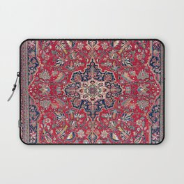 Bijar Kurdish Northwest Persian Rug Print Laptop Sleeve