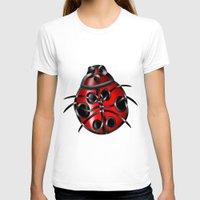 ladybug T-shirts featuring Ladybug by Knot Your World