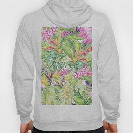 Tropical Garden 1A #society6 Hoody