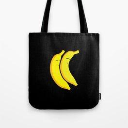 Spooning Bananas Tote Bag