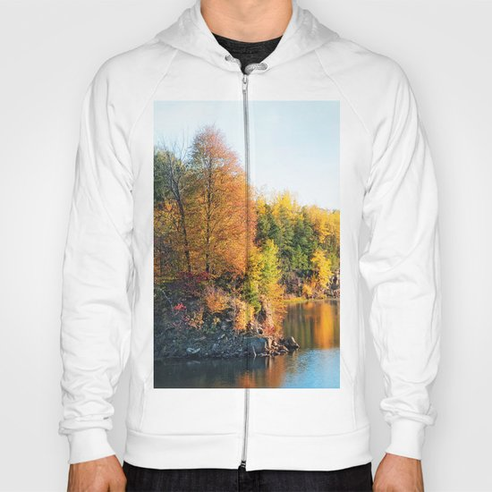 Changing Color Hoody